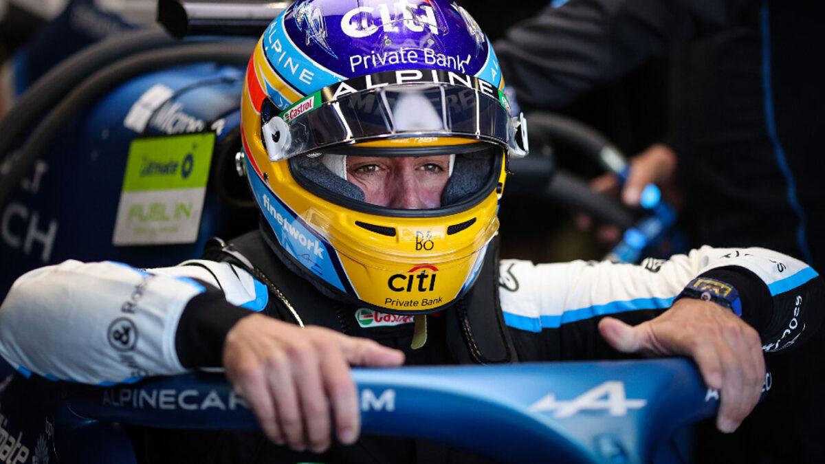 F1: Fernando Alonso está en su mejor momento