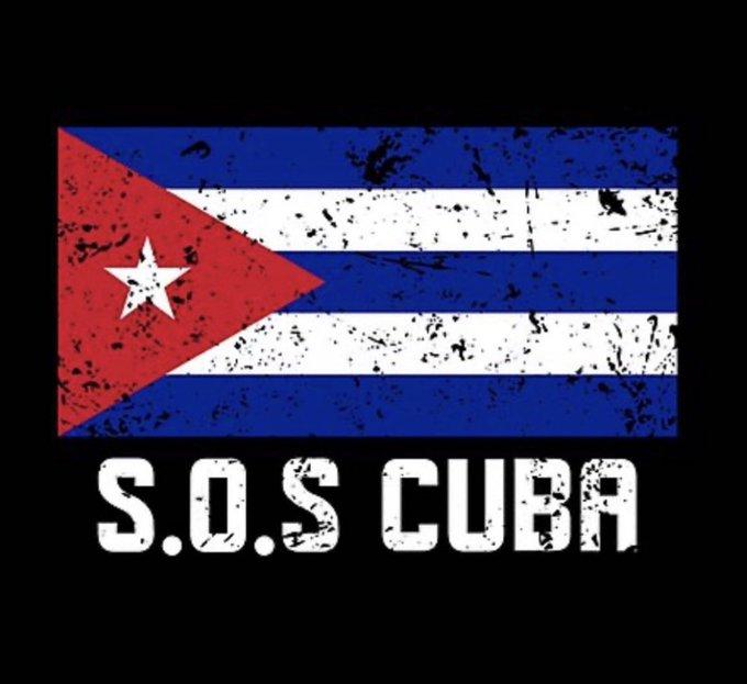SOSCuba', el mundo pide intervención humanitaria ante crisis sanitaria por  covid-19
