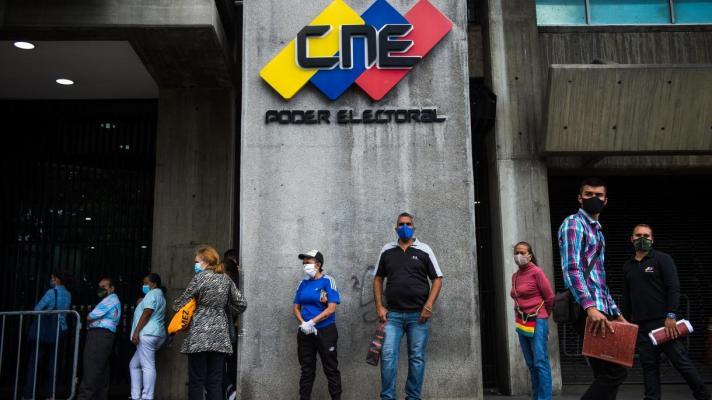 CNE: Hay 431.122 nuevos inscritos en el Registro Electoral