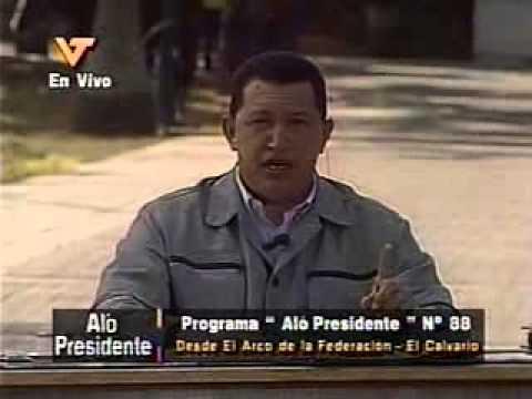 """Ledezma le tira a Fedecámaras: """"Han debido proyectar el video de Chávez enloquecido pidiendo expropiar empresas"""""""